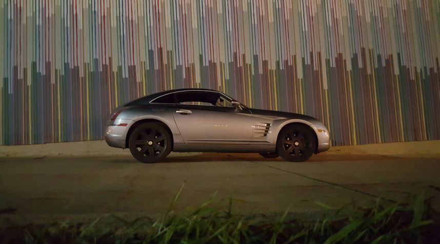 Main photo of Larkin Christy's 2005 Chrysler Crossfire