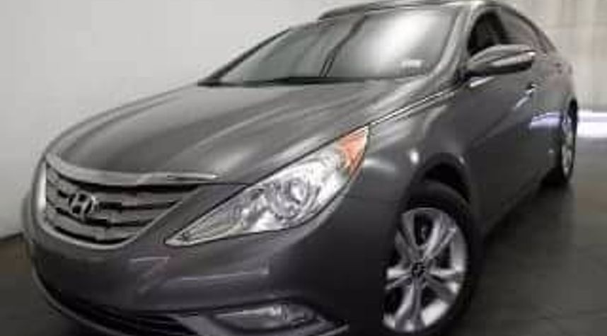 Main photo of Allen Knight's 2011 Hyundai Sonata