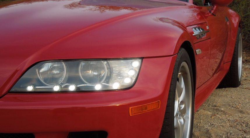 Main photo of George Iraola's 1999 BMW Z3