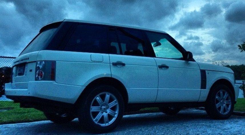 Main photo of Ed Bolian's 2008 Land Rover Range Rover
