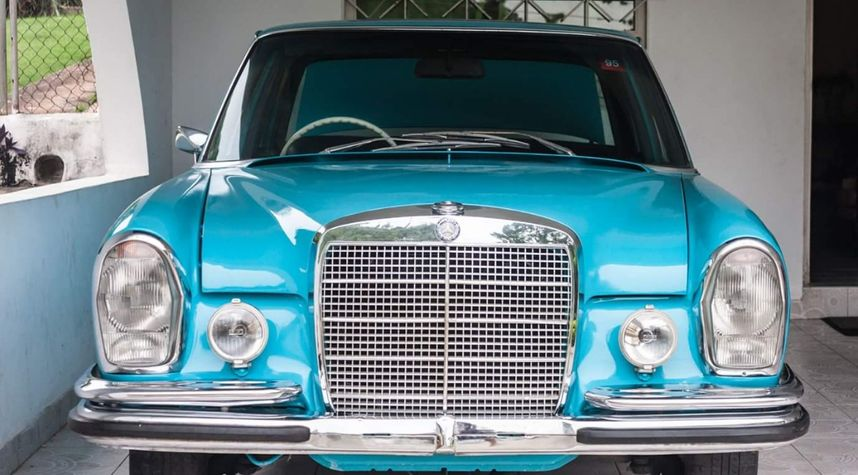 Main photo of Stephen Madden's 1971 Mercedes-Benz 280S