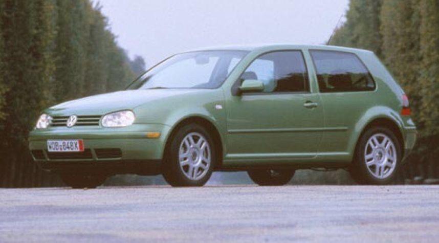 Main photo of Andrew Ferrer's 2000 Volkswagen GTI