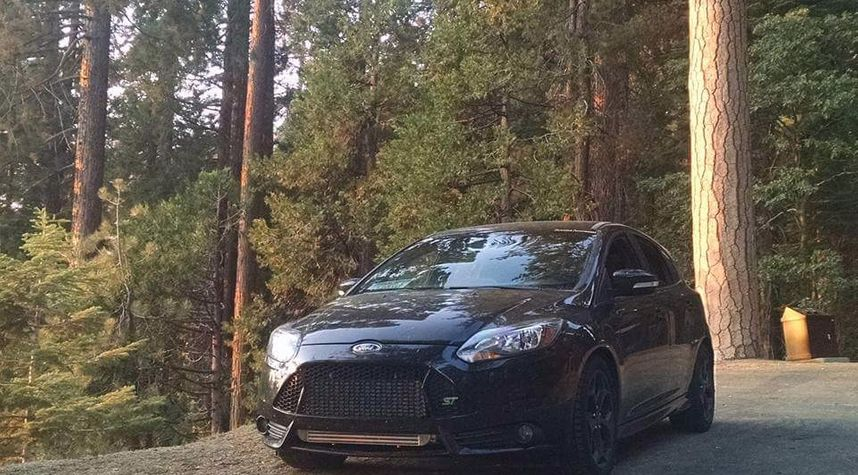 Main photo of Austin Mounts's 2014 Ford Focus