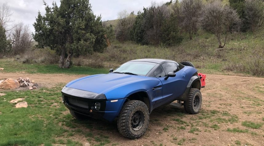 Main photo of Richie Bryant Taylor's 2012 Local Motors  Rally Fighter