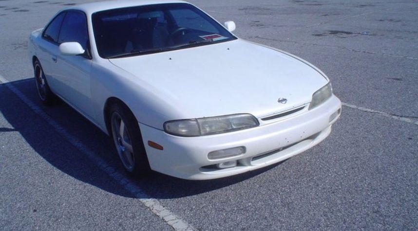 Main photo of Brandon Gage's 1995 Nissan 240SX