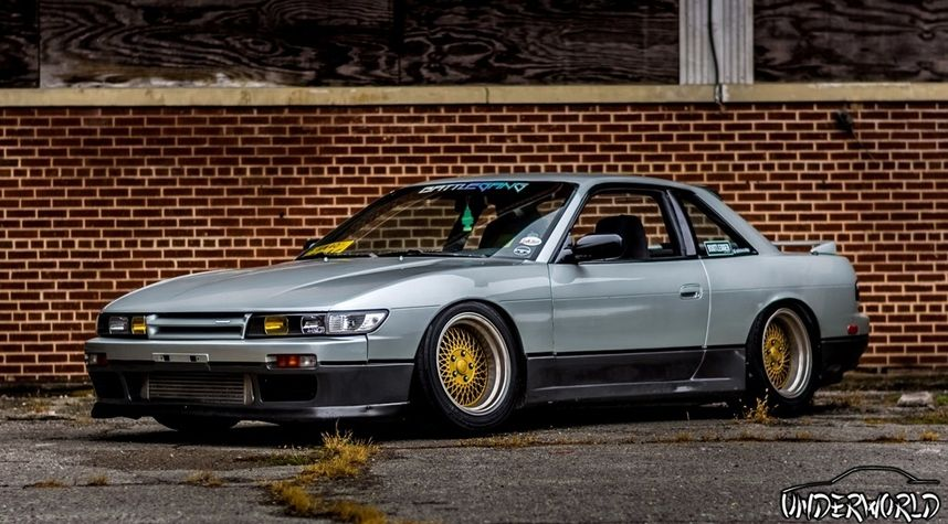 Main photo of Justin Seagraves's 1989 Nissan 240SX