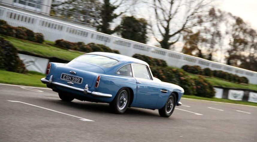 Main photo of Inside Lane's 1961 Aston Martin DB4
