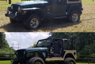 homepage tile photo for My jeep has come along way from stock and still has a long way...
