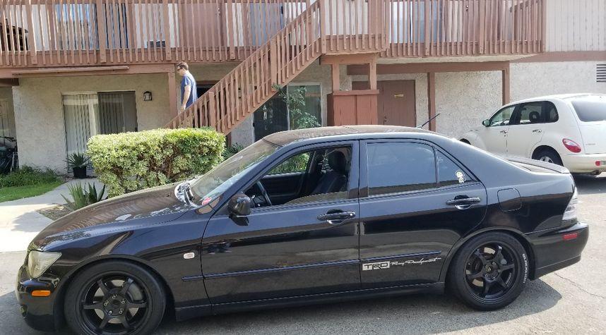 Main photo of Kayla Beitz's 2002 Lexus IS300