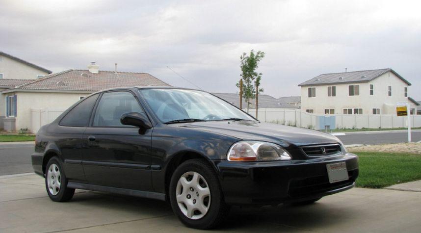 Main photo of Eric Krause's 1998 Honda Civic
