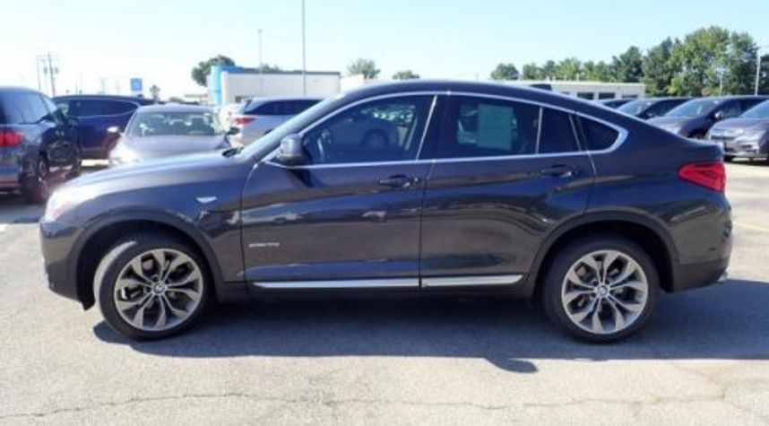 Main photo of Mr Glock's 2016 BMW X4