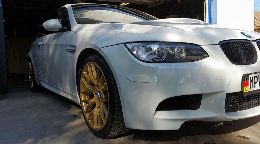 Main photo of Jaime Alvarado's 2010 BMW M3