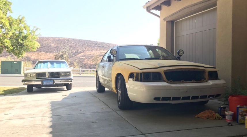 Main photo of Chase R's 2007 Ford Crown Victoria