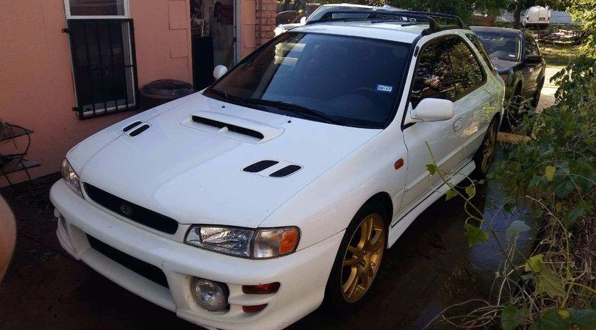 Main photo of David Rudie's 2001 Subaru Impreza