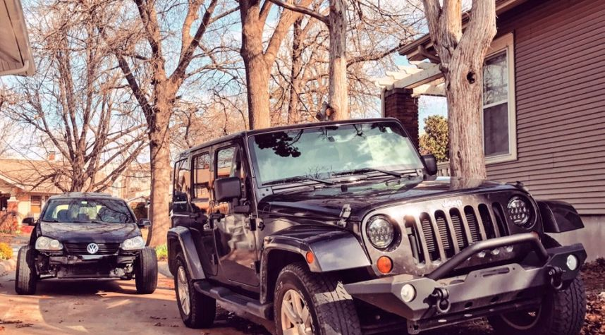 Main photo of Harley Graves's 2015 Jeep Wrangler