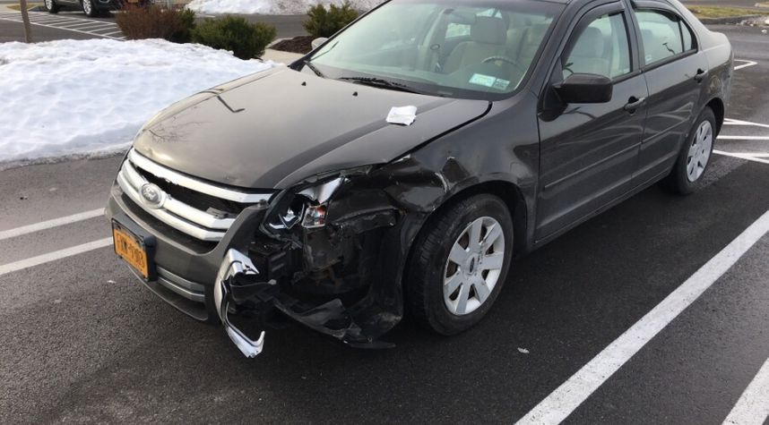 Main photo of Mike Henecke's 2006 Ford Fusion
