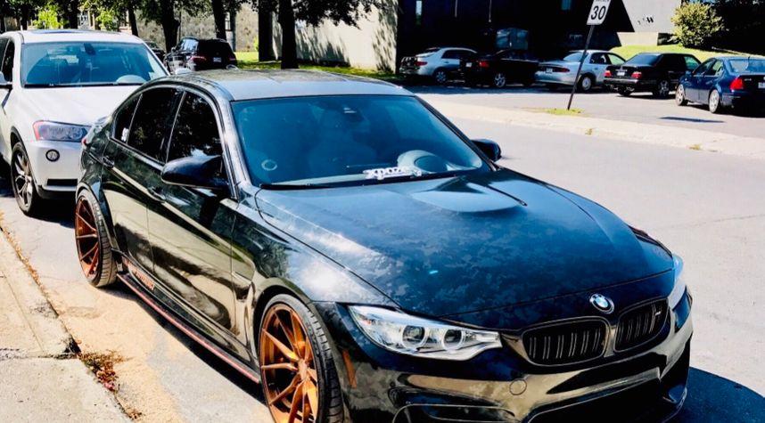Main photo of John Mouk's 2017 BMW M4