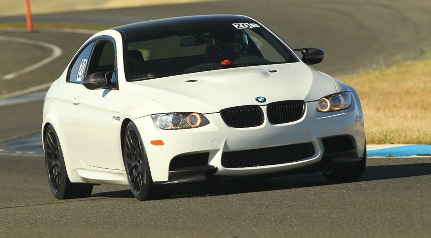 Main photo of Michael Martin's 2012 BMW M3
