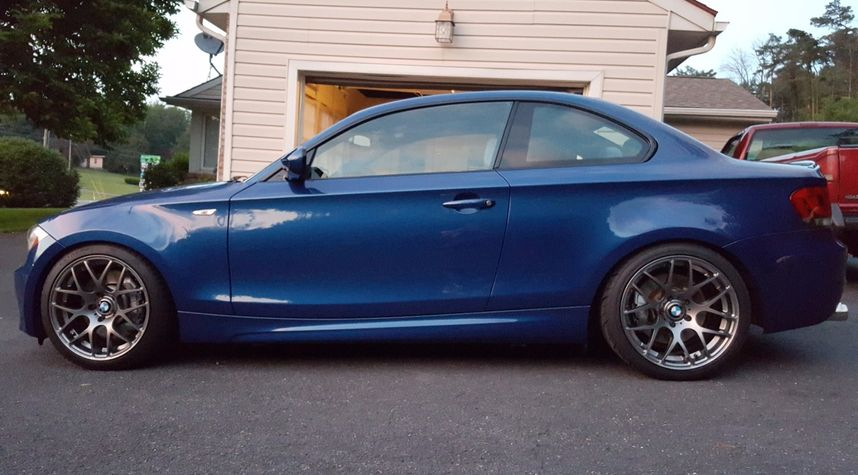 Main photo of Curt Loesch's 2011 BMW 1 Series