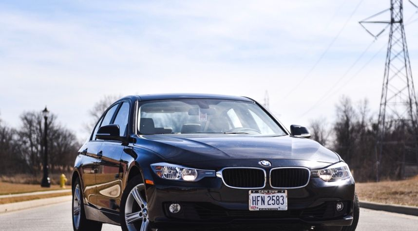 Main photo of Kevin Robinson's 2014 BMW 3 Series