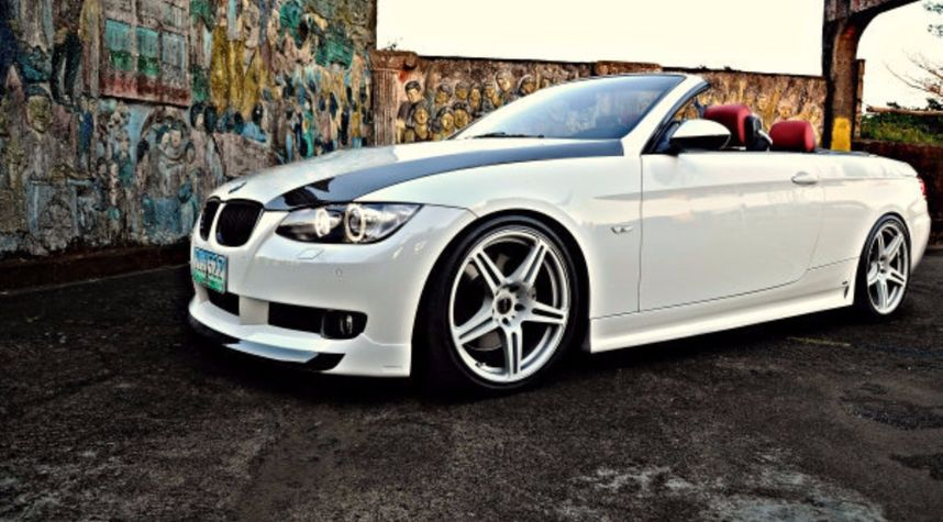 Main photo of Anderson Tan's 2008 BMW 3 Series