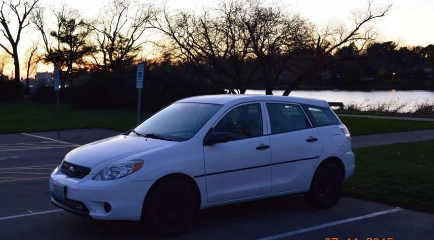 Main photo of Danny Millan's 2005 Toyota Matrix