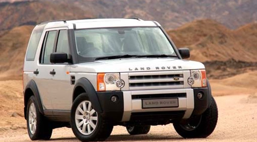 Main photo of Brendon Squire-Howe's 2005 Land Rover LR3