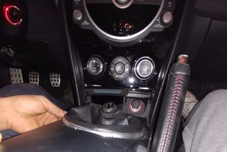 homepage tile photo for Finally installed the AxialFlow Engineering short-throw shifter...