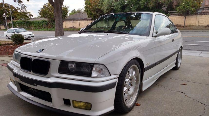 Main photo of Ben Kimsey's 1998 BMW M3