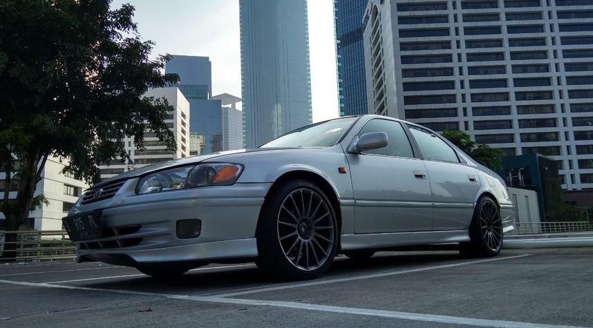 Main photo of Indra Supriyadi's 2001 Toyota Camry