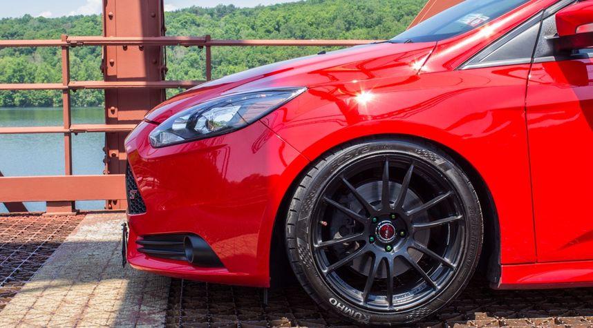 Main photo of Jon Austin's 2014 Ford Focus ST