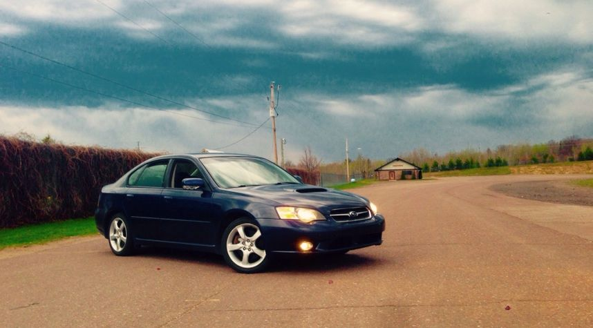 Main photo of Reece Anderson's 2005 Subaru Legacy