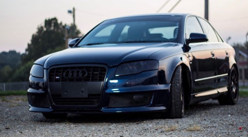 Main photo of Josh Gilbert's 2006 Audi S4
