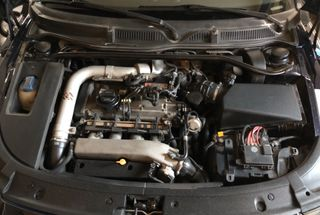 homepage tile photo for Engine bay transformation