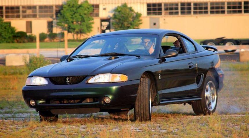 Main photo of Cameron VanDerHorst's 1996 Ford Mustang SVT Cobra