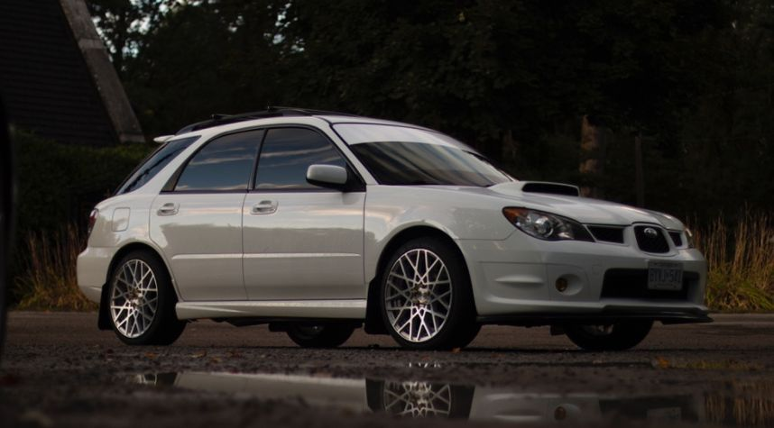 Main photo of Austin Travis's 2006 Subaru Impreza