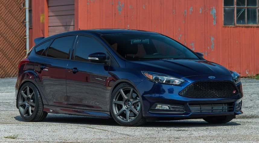 Main photo of Kyle Walker's 2016 Ford Focus ST