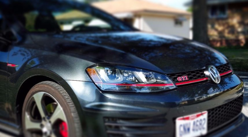 Main photo of Ethan Parr's 2015 Volkswagen Golf GTI