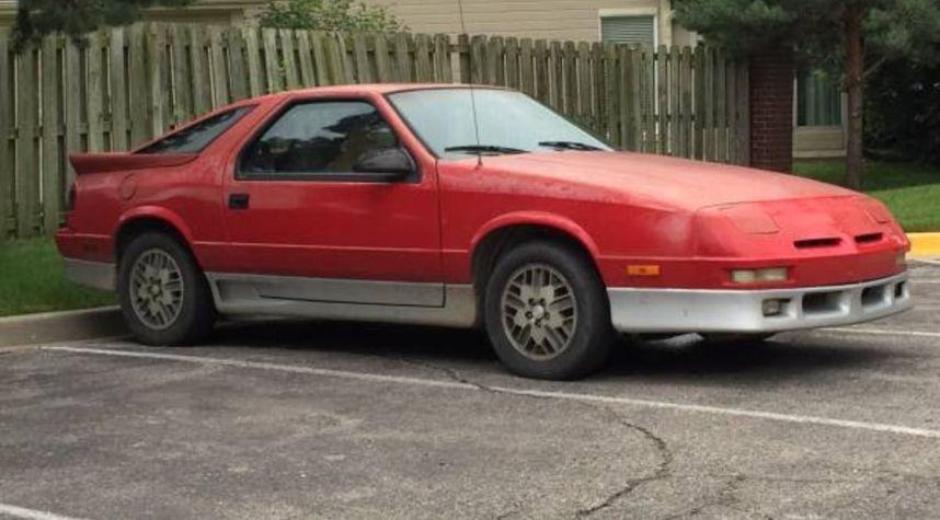 Main photo of Matthew Neuforth's 1989 Dodge Daytona