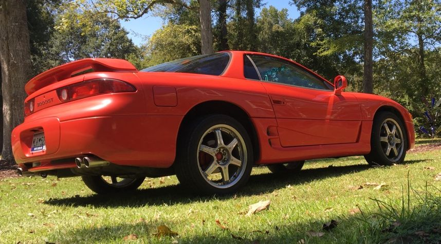 Main photo of Wyatt Lail's 1996 Mitsubishi 3000GT