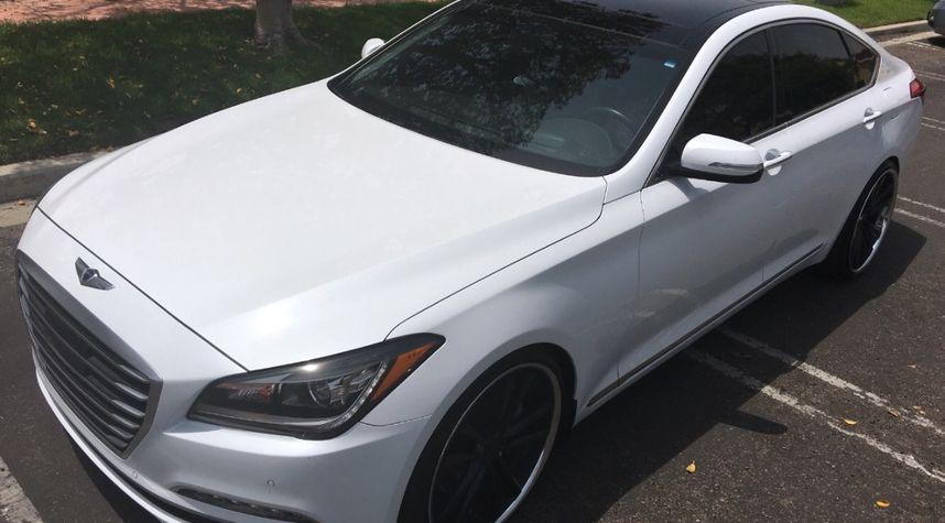 Main photo of Blair Noel's 2015 Hyundai Genesis