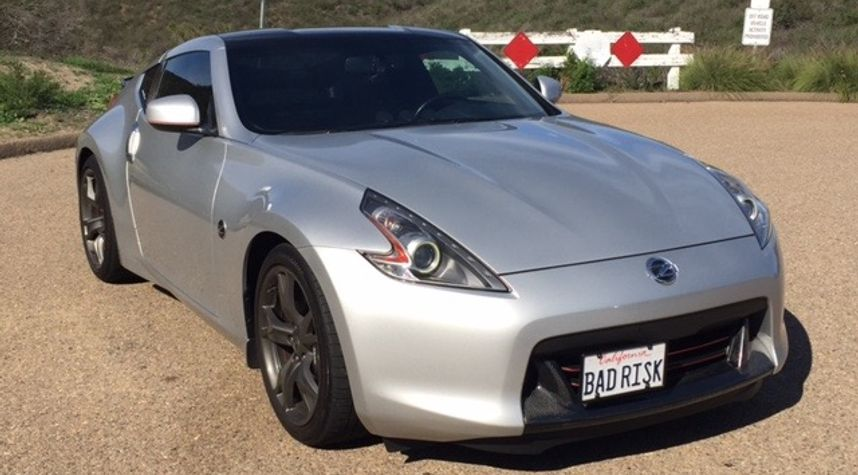 Main photo of Mike Mulligan's 2011 Nissan 370Z