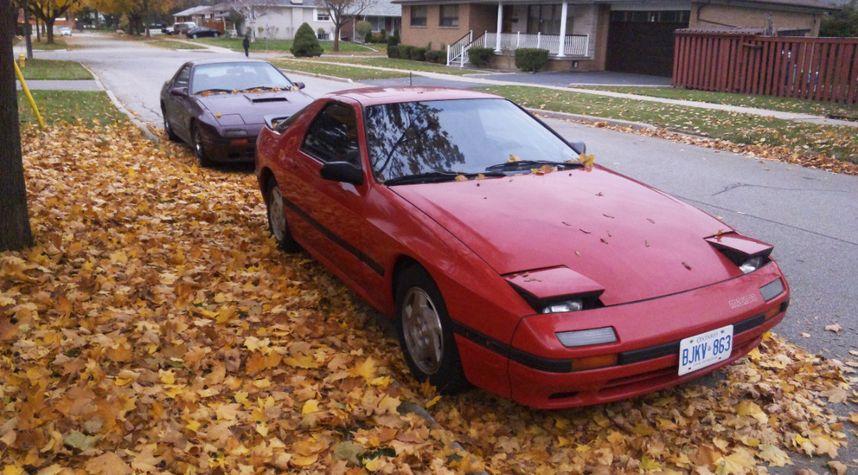 Main photo of Mr Cool's 1988 Mazda RX-7