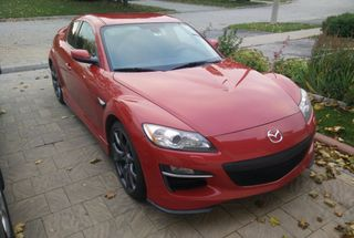 "homepage tile photo for So I have finally picked up my 2010 Mazda RX-8 R3 (""Rusty MK..."