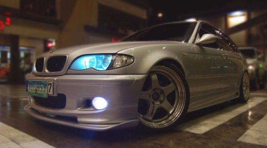 Main photo of Anderson Tan's 2003 BMW 3 Series