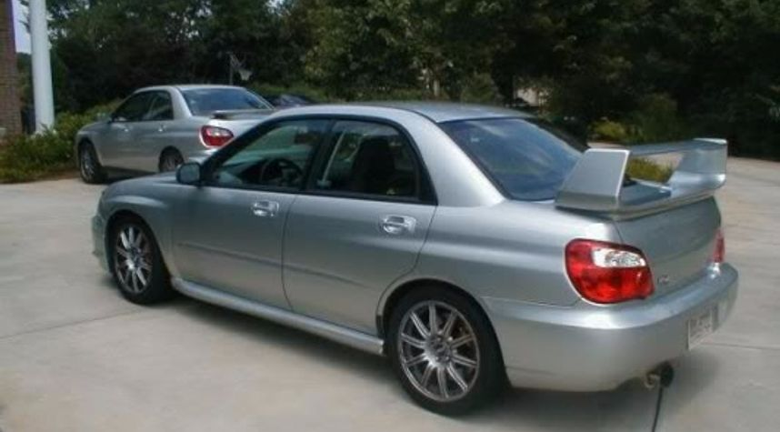 Main photo of Andrew Workmon's 2004 Subaru Impreza