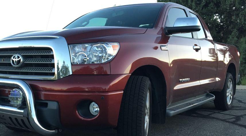 Main photo of Silver Rhino's 2009 Toyota Tundra