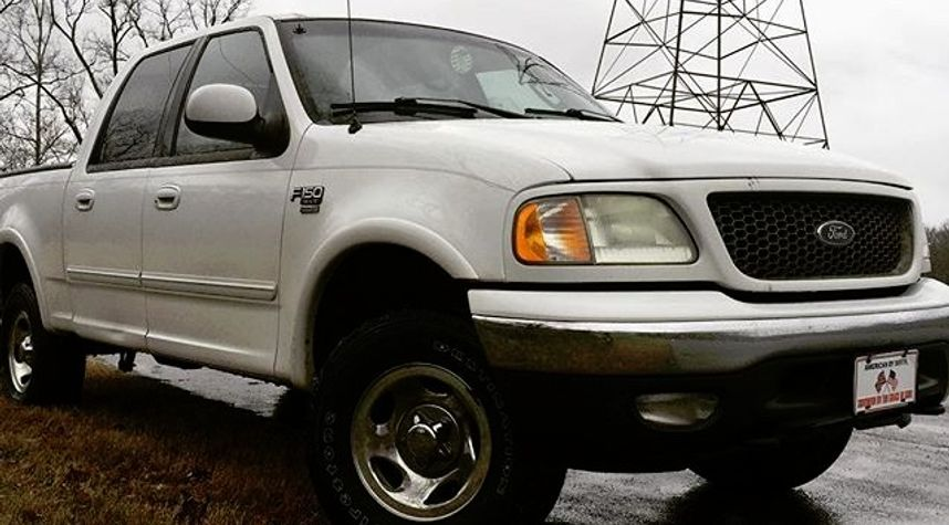 Main photo of Eric Pulley's 2003 Ford F-150