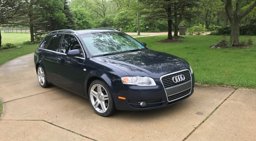 Main photo of Daniel Finkelstein's 2006 Audi A4