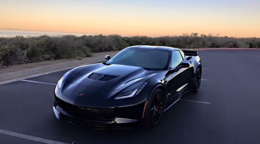 Main photo of Neil Wood's 2015 Chevrolet Corvette